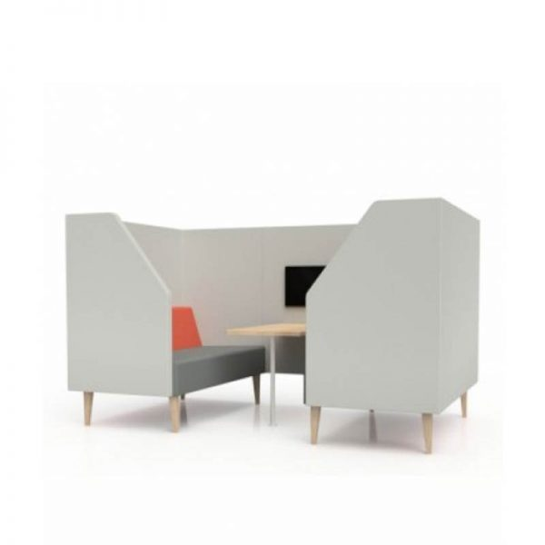 Meeting booth seating