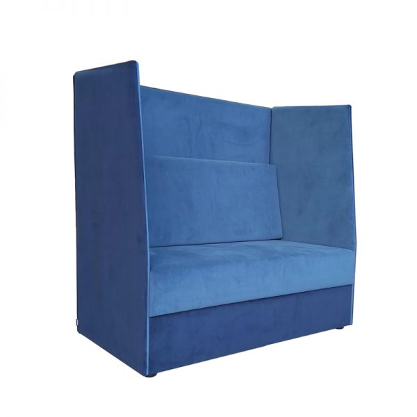 Booth Seat Blue